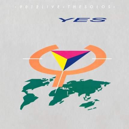 """Виниловая пластинка Yes """"9012Live - The Solos"""" (LP)"""