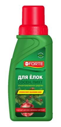 Средство для продления жизни срезанных растений, ёлок, сосен и пихт Bona Forte 285 мл