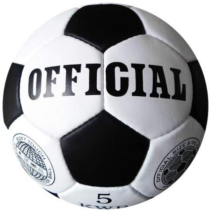 Футбольный мяч Official размер 5