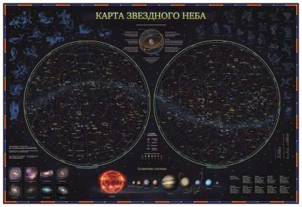 Настольная карта Globen Звездное небо 59х42 см