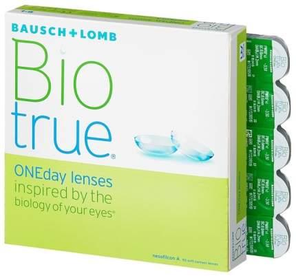 Контактные линзы Biotrue ONEday 90 линз +5,00
