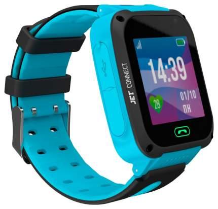 Смарт-часы JET Kid Connect цвет голубой; черный