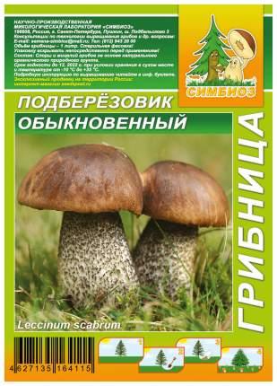 Мицелий грибов Грибница субстрат микоризный Подберезовик Обыкновенный, 1 л Симбиоз