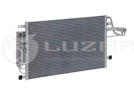 Радиатор кондиционера Luzar для Hyundai Tucson/Kia Sportage 2004- LRAC08E2