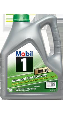 Моторное масло Mobil 1 ESP X2 0W-20 4л