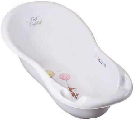 Ванночка для купания Tega Baby Лесная сказка 102 см бежевый