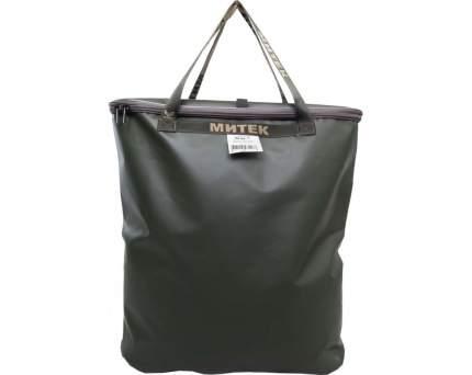 Рыболовная сумка Митек с крышкой 40 x 20 x 40 хаки