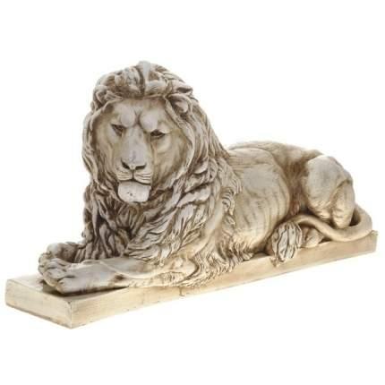 Фигура декоративная Лев(цвет антик) L74W25H34 см.