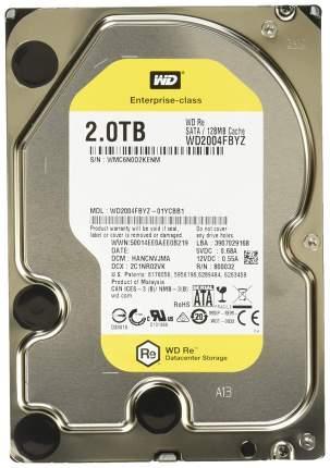 Внутренний жесткий диск Western Digital 2TB (WD2004FBYZ)