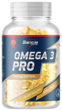 Omega-3 Geneticlab Nutrition 1000 90 порций