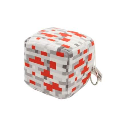 Мягкая игрушка Pixel Crew куб Redstone Ore 10 см