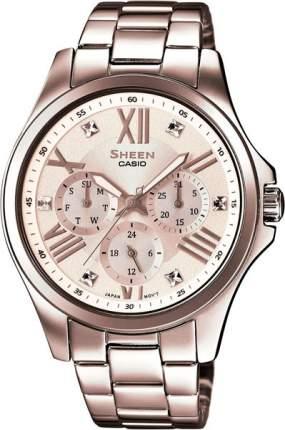 Наручные часы кварцевые женские Casio Sheen SHE-3806D-7A