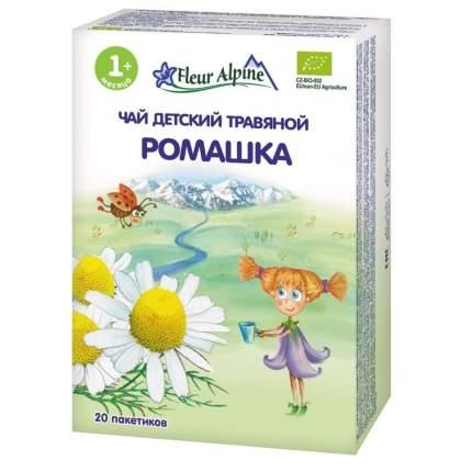 Чай травяной Fleur Alpine Органик Ромашка, 1 мес., 20/8