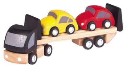 Машинка пластиковая PlanToys 6043 Автовоз