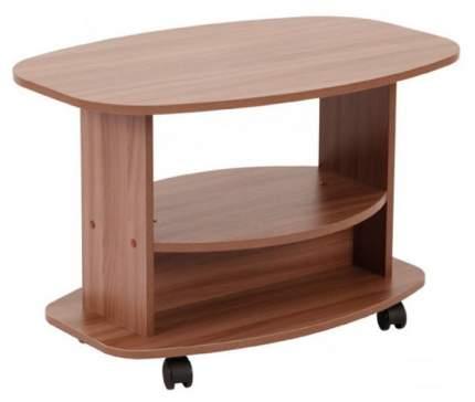 Журнальный стол Mebelson 51,5х80,2х53,2 см, коричневый