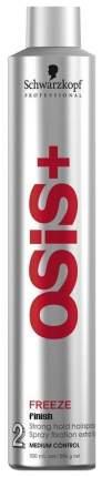 Средство для укладки волос Schwarzkopf OSIS Freeze Pump Spray 200 мл