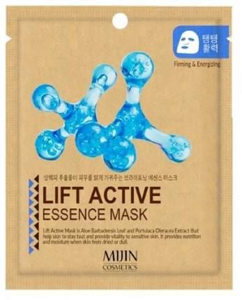 Маска для лица тканевая лифтинг эффект LIFT ACTIVE ESSENCE MASK