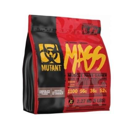 Гейнер Mutant Mass, 2270 г, chocolate fudge brownie