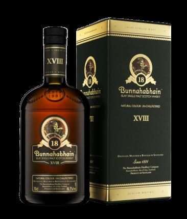 Виски Bunnahabhain Aged 18 Years