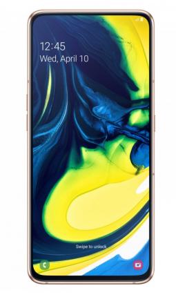 Смартфон Samsung Galaxy A80 (2019) 128Gb Gold