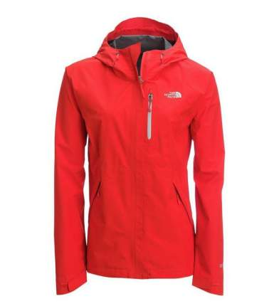 Куртка The North Face Dryzzle, brick red, XS INT