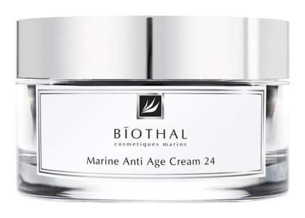 Крем для лица Biothal Marine Anti Age Cream 24 50 мл