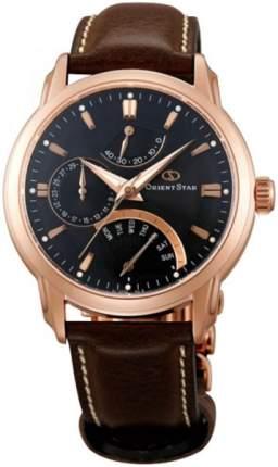 Наручные часы механические мужские Orient DE00003B