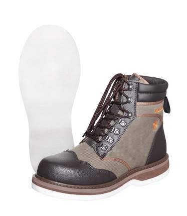 Ботинки для рыбалки Norfin Whitewater Boots, бежевый, 40 RU