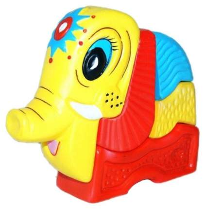 Игрушка для купания Кудесники Слон-конструктор СИ-236 в ассортименте
