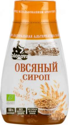 Сироп Bionova овсяный 230 г