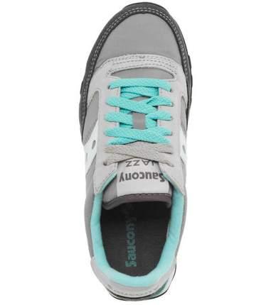 Кроссовки женские Saucony S1866-103 серые/серые/зеленые/белые 35.5