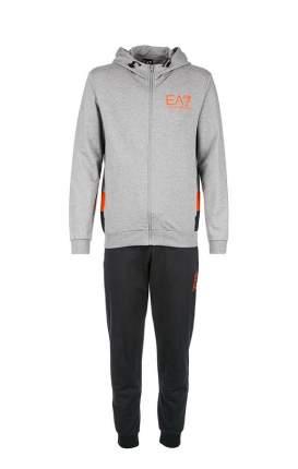 Спортивный костюм EA7 3GPV68 PJ05Z 29BM, серый, S INT