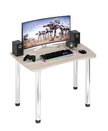 Компьютерный стол Мэрдэс белый/бежевый/серый/коричневый