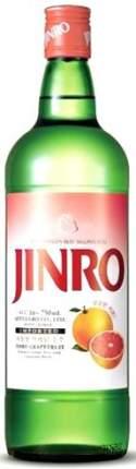 Водка Jinro Grapefruit Soju 0.75 л