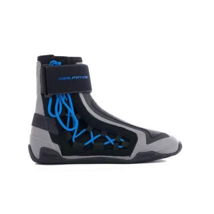 Гидроботинки NeilPryde Elite Lace Hike Boot, black/blue, 6 US