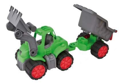 Самосвал с прицепом Big Power tractor