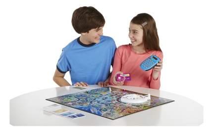 Экономическая настольная игра Hasbro Gaming игра в жизнь с банковскими картами A6769