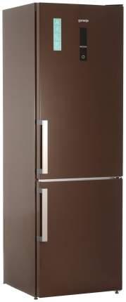 Холодильник Gorenje NRK6192MCH Brown