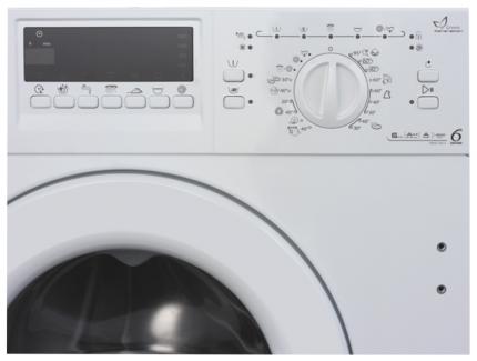 Встраиваемая стиральная машина Whirlpool AWOC 0614