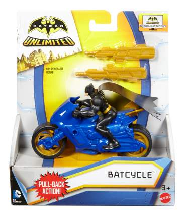 Мотоцикл Dc Universe Транспортное средство Бэтмена DKN48 DKN50