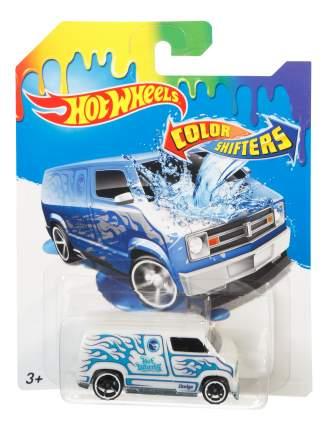 Машина городская Hot Wheels меняющая цвет BHR15 DNN01
