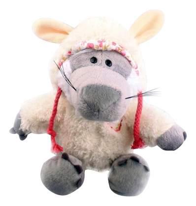 Мягкая игрушка Fluffy Family Волк Матвей 16 см озвученный