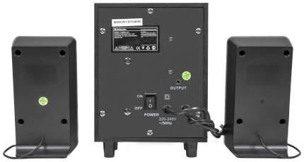 Колонки компьютерные 2.1 Defender I-Wave S16 Черный