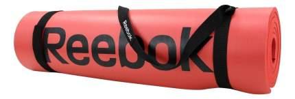 Коврик для фитнеса Reebok RAMT-12235RD красный 8 мм