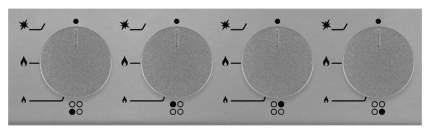 Встраиваемая варочная панель газовая Schaub Lorenz sLK GE6009 Silver