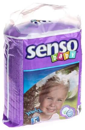 Подгузники Senso Baby Junior 5 (11-25 кг), 32 шт.