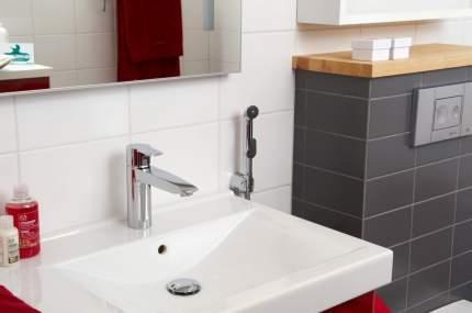 Смеситель с гигиеническим душем Oras Cubista 2806 хром