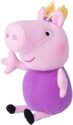 Мягкая игрушка Peppa Pig Джордж-принц, 20 см (31150)