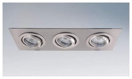 Встраиваемый светильник Lightstar Singo 011603