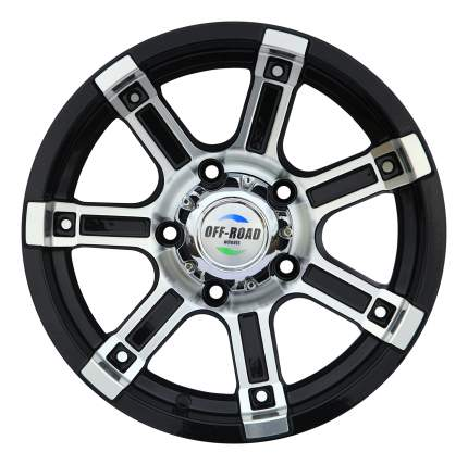 Колесные диски OFF-ROAD Wheels R16 8J PCD5x139.7 ET10 D110 (A1680-53910BMF+10)